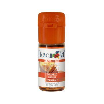 Caramel - okus topljenega sladkorja s prijetno domačno aromo.