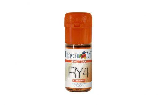 RY4 - legendarni okus tobaka v kombinaciji s karamelo in vanilijo.