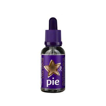 Pie - e-tekočina z okusom vanilijeve pite s cimetom