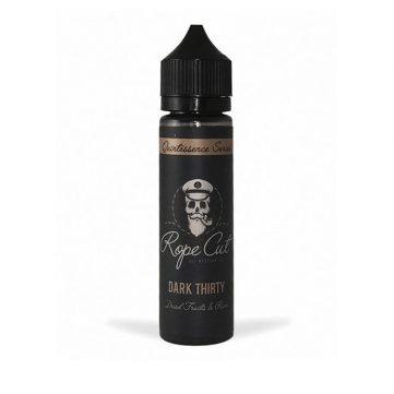 Dark Thirty - tobačna e-tekočina z notami rozin, sliv, vanilije in malo ruma