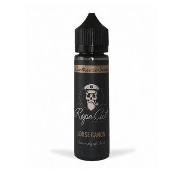 Loose Canon - tobačna e-tekočina z oreščki in karamelo