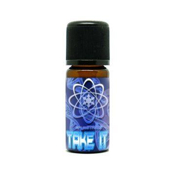 Take IT - okus limoninega bonbona s hladilnim učinkom brez mentola