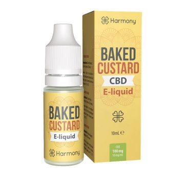 Baked Custard - bogat in slasten ter sladek okus zemeljske vanilije in praženih lešnikov