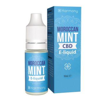 Moroccan Mint - naraven in osvežilen okus mete
