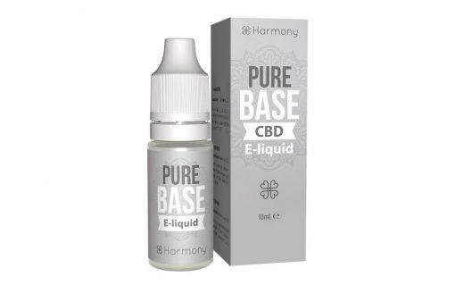 """CBD Pure Base """"Booster"""" - namenjen za dodajanje CBD-ja h katerikoli e-tekočini"""
