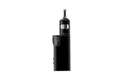 Aspire Zelos 2.0 Nautilus 2S elektronska cigareta v črni barvi