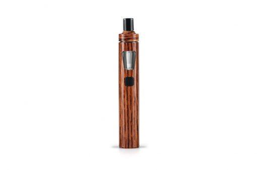 AIO elektronska cigareta v leseni barvi