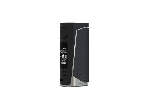 eVic Primo Mini SE MOD v črni barvi