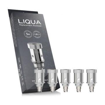 Grelne glave za LIQUA Q Vaping Pen elektronsko cigareto