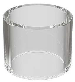 melo 4 d25 stekleno ohišje