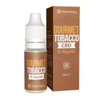 Gourmet Tobacco - tradicionalni okus tobaka z dodatkom vanilije in karamele