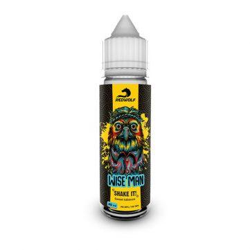Wiseman - e-tekočina z okusom nežnega in sladkastega italijanskega tobaka