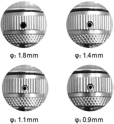 aspire nautilus mini clearomizer atomizer tank uparjalnik elektronska zracne odprtine cigareta