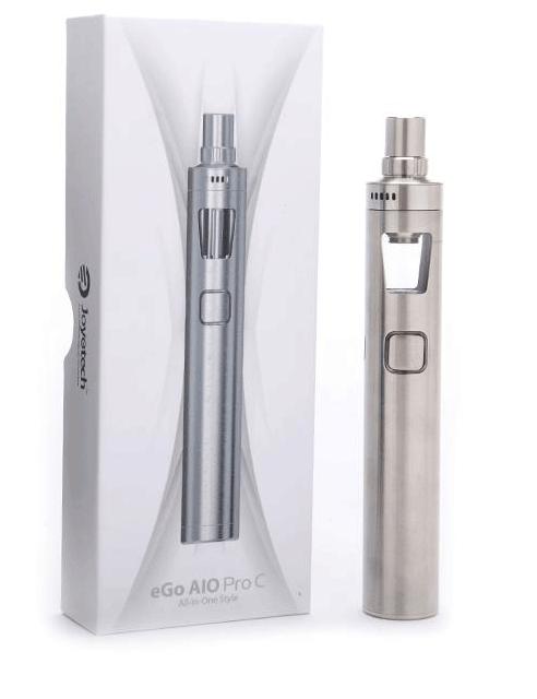 ego aio pro c elektronska cigareta e-cigareta komplet