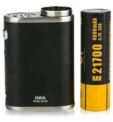 iStick Pico 21700 mod elektronska cigareta e-cigareta e-kajenje