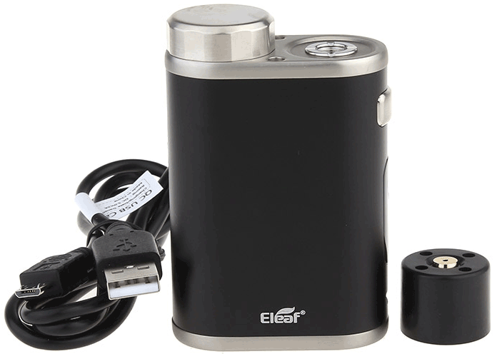 iStick Pico 21700 mod elektronska cigareta e-cigareta e-kajenje vsebina kompleta