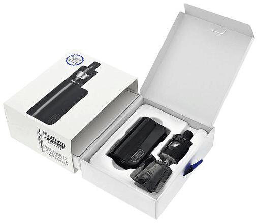 Komplet Innokin CoolFire Mini uparjalnik Innokin Zenith D22 elektronska cigareta e-cigareta