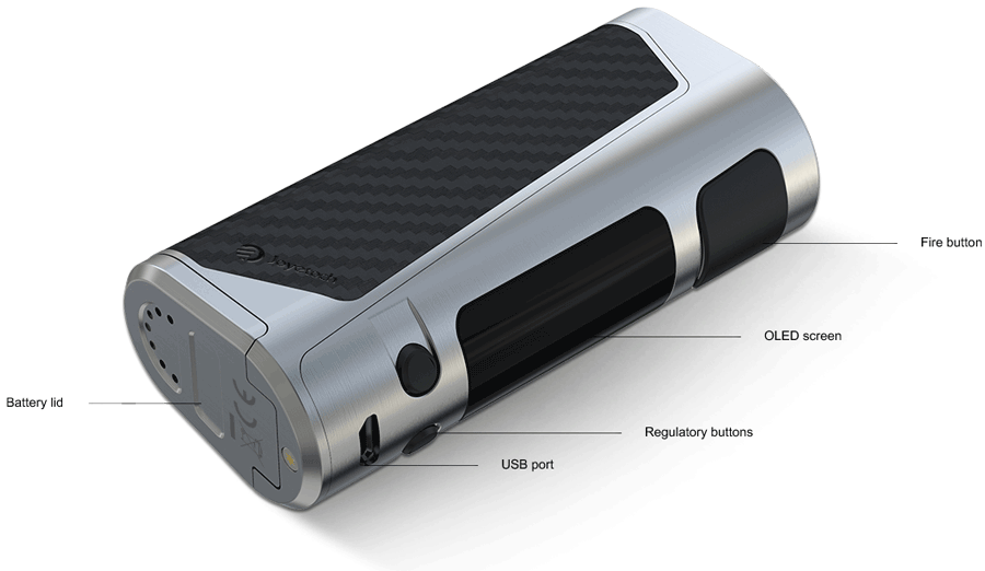 Joyetech eVic Primo Mini SE elektronska cigareta e-cigareta mod