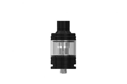 Majhen in zmogljiv uparjalnik Eleaf Melo 4 D22 v črni barvi