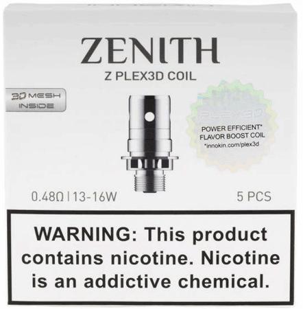 innokin grelna glava zenith plex3d komplet