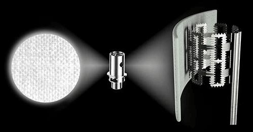 innokin grelna glava zenith plex3d prikaz mrežice