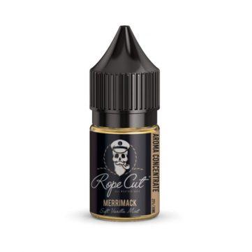 Tobačen okus s pepermintom (brez hladilnega efekta) in vanilijo.