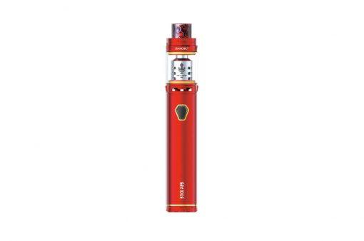 Visokozmogljiva in enostavna e-cigareta SMOK Stick Prince P25 v rdeči barvi