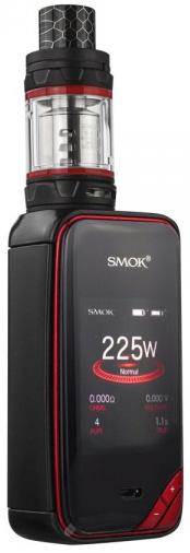 SMOK X-PRIV 225W TC Box Mod tfv12 mod spredaj