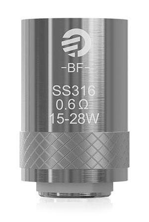 BF SS316 grelne glave