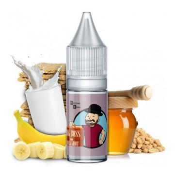 Big Boss - Nebeška kombinacija praženih oreščkov, mlečne kreme z banano in kančka medu.