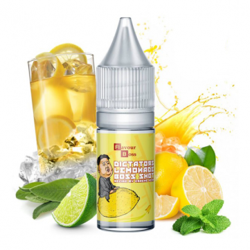 Dictators Lemonade - Ostre limone z ohlajenosto ledu.