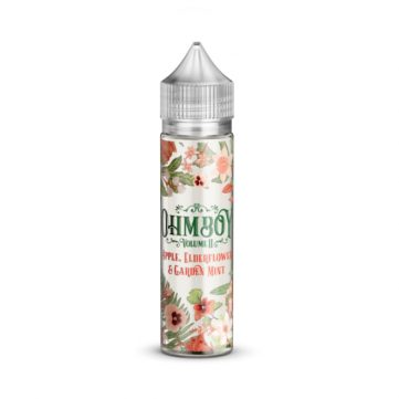 Apple, Elderflower & Mint - Sočna in osvežilna kombinacija jabolk s svežim mintom in pridihom bezga.