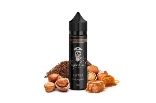 Arcadia - RY4 tobak s karamelo in lešniki.