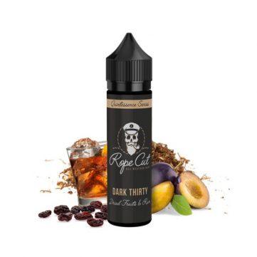 Dark Thirty - Pristen tobačen okus z notami rozin, sliv, vanilije in malo ruma.