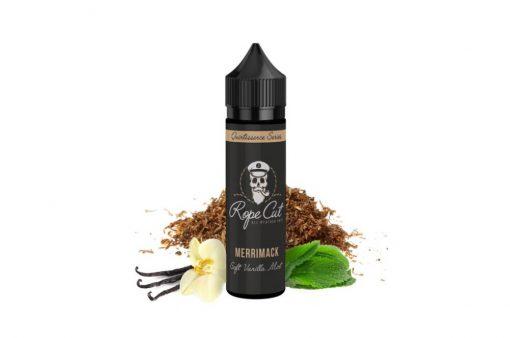Merrimack - Tobačen okus s pepermintom (brez hladilnega efekta) in vanilijo.