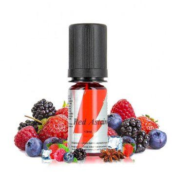 Red Astaire - osvežujoča mešanica rdečih gozdnih sadežev in rdečega grozdja s sladkim evkaliptusom, janežom in mentolom. Ena izmed najpopularnejših mentolastih arom!