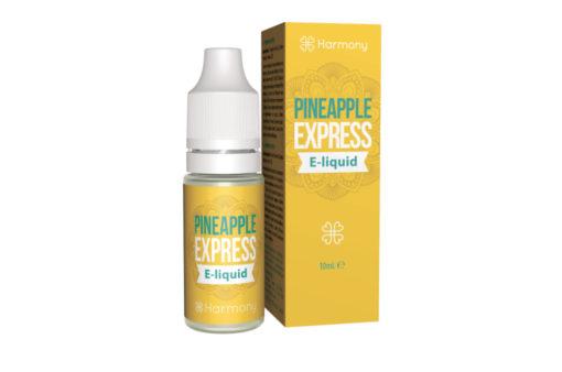 Pineapple Express - zrel, tropski okus z notami ananasa in manga vas popelje na izlet v tropske kraje