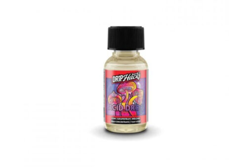 Acid Drop - Osvežilna sadna kombinacija kivijev, grenivk, gozdnih sadežev in melone z osvežujočim hladilnim efektom (koolada).
