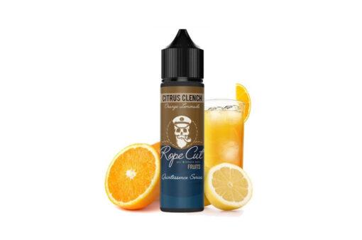 Citrus Clench - Osvežilna limonada s pomarančo za sproščeno poletje