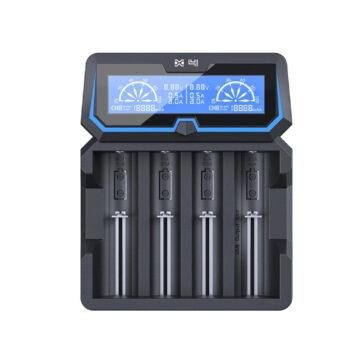 Kvaliteten Xtar polnilec lithium ion baterij